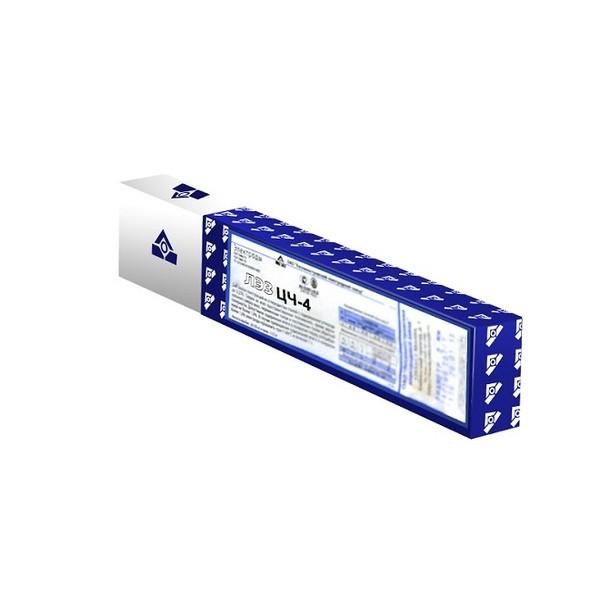 Электроды ЦЧ-4 д.4мм по 5 кг  ЛЭЗ