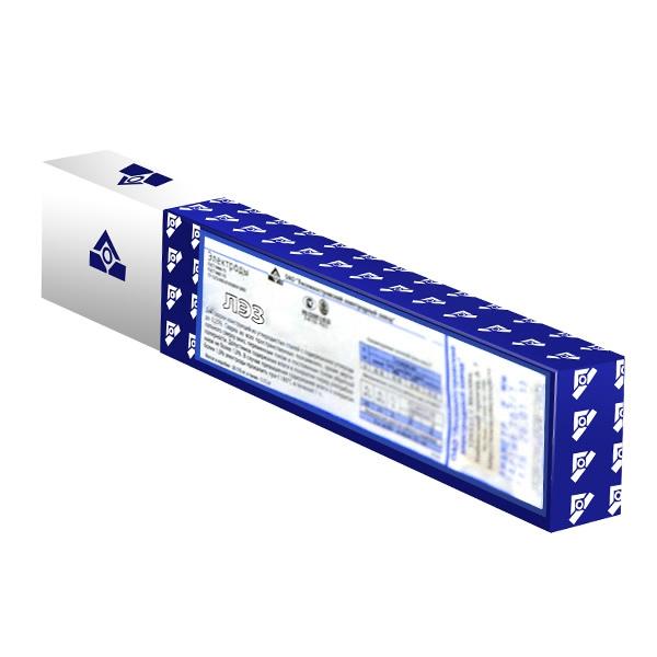 Электроды ЦЛ-11 д. 4мм по 1 кг  ЛЭЗ