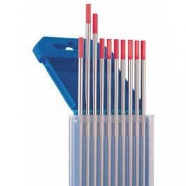 Электроды WT - 20  д. 2,4 (175 мм ) красные