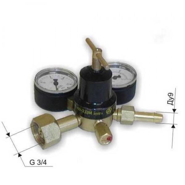 Регулятор расхода аргоновый АР-40-2ДМ