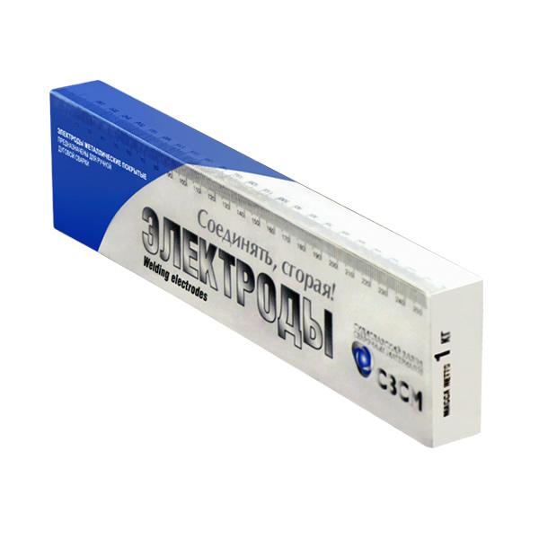 Электроды АНО-21 д.3 мм по 3 кг Ротекс