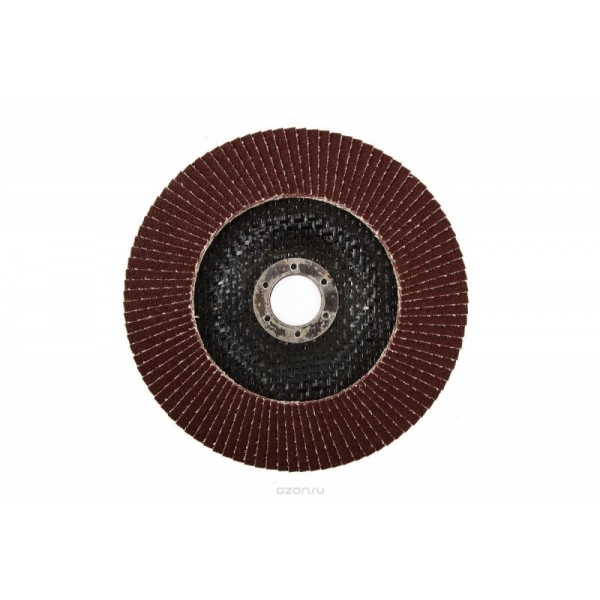 Круг лепестковый торцевой КЛТ 150*22 р. 80 Луга