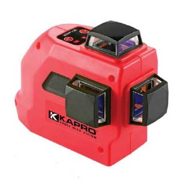 Лазерный уровень Kapro 3D 883