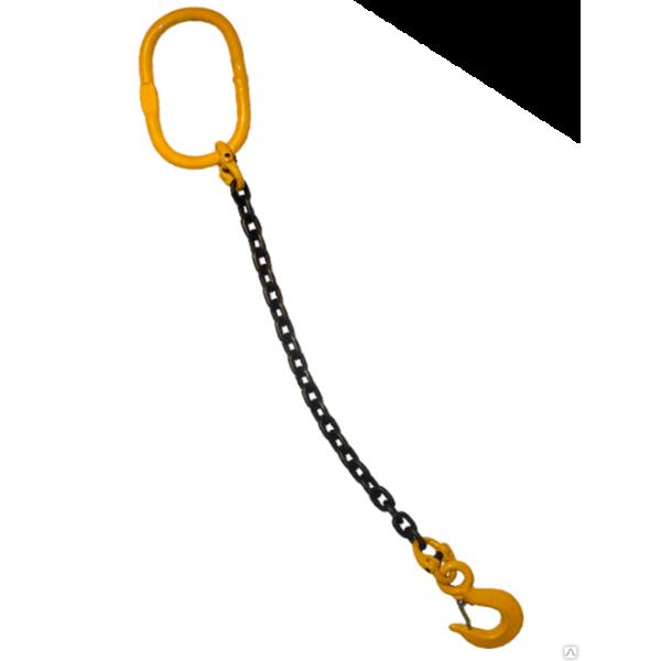 Строп 8СЦ-1 1,5т/2,0 м (кольцо-крюк)